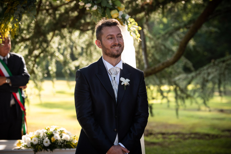 attesa sposo