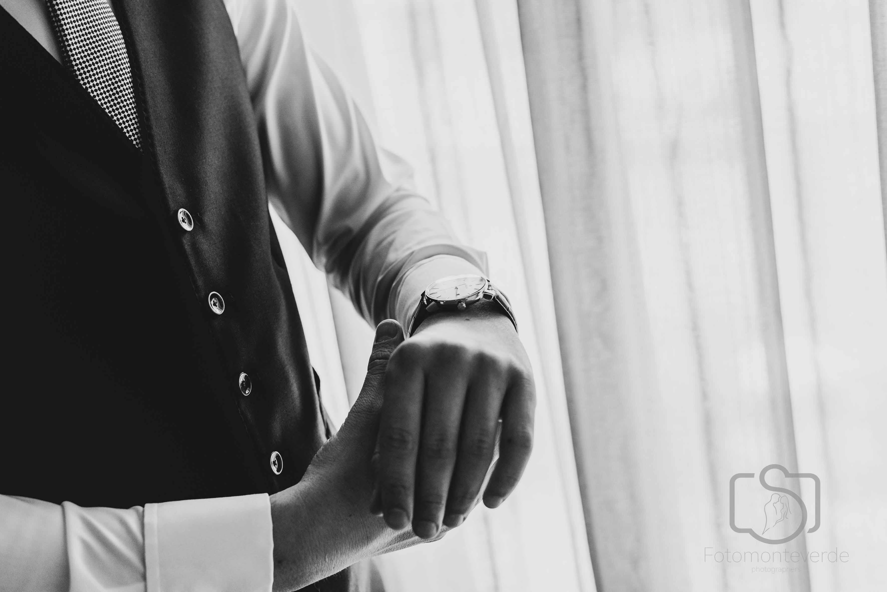 orologio sposo