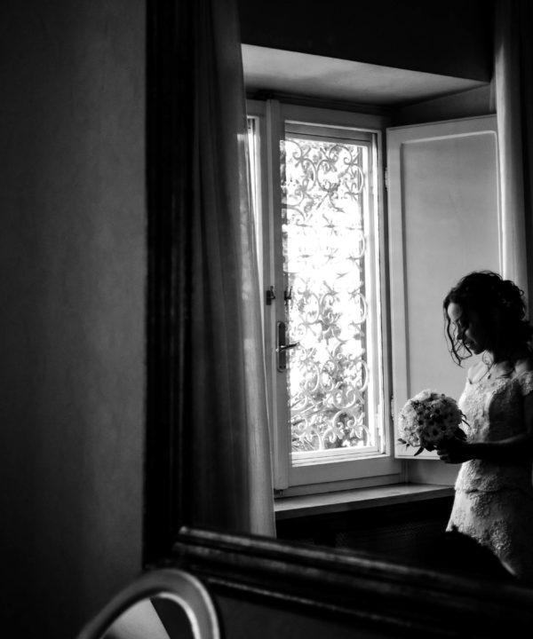 matrimonio con luce ambientale